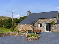 GARTH MORTHIN THE STABLES, pet friendly in Morfa Bychan, Ref 27053