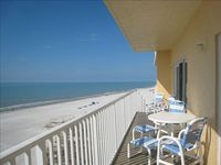 Collwood Condo  Madeira Beach Amazing Beachfront View Spectacular Sunsets