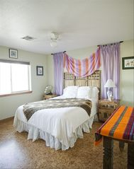 Pahrump villa photo - Small Bedroom, Also Called the Prague Room