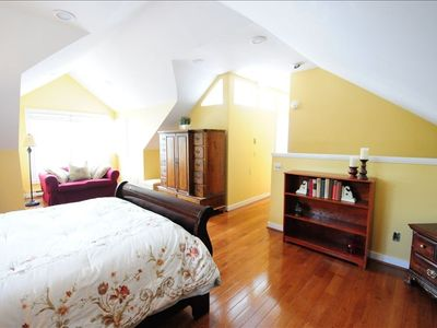 Mystic house rental - Master Bedroom Suite