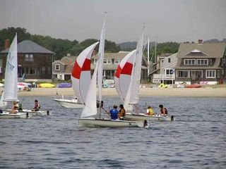 Groton house photo - Sailing Races off Main Beach