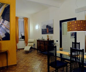 Large Apartment, Very Quiet in The Historical Center of Genoa