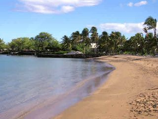 Waikoloa Beach Resort condo photo - 'A-Bay' (Anaehoomalu)...salt & pepper sand, warm water, snorkeling, sea turtles
