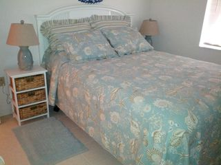 Key Colony Beach house photo - Tiki 2 - Guest bedroom - Queen