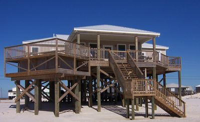 Dauphin Island house rental - .