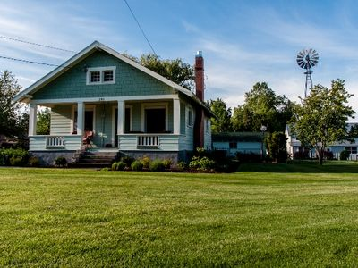 Classic Craftsman in country setting and just 2 miles to Downtown Walla Walla.