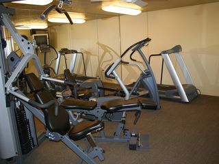 Midway condo photo - Exercise room at WorldMark clubhouse.