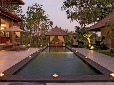5BR Beachfront Villa in Canggu