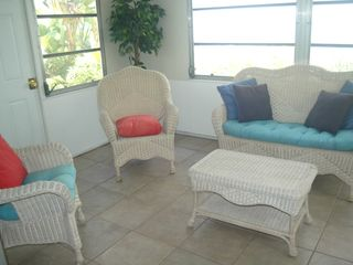 Pompano Beach apartment photo - Sunroom