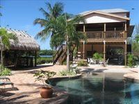 Your Own Private Lagoon with Heated Pool in Islamorada - Monthly only