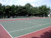 Rehoboth Beach condo photo - Tennis Courts