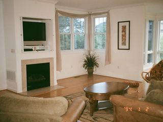 Fenwick Island townhome photo - Living Room