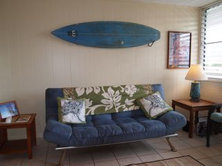 Makaha condo photo - Comfortable sofa bed