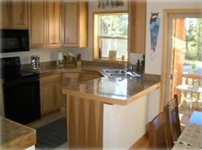 Fully equipped kitchen & dining. Everything is there, incl. spices & condiments!