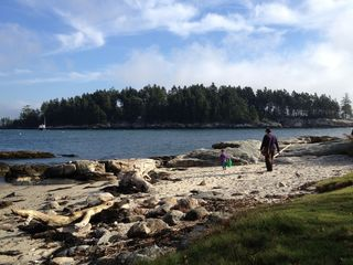 Georgetown house photo - Sandy Ledgewood Beach at Five Islands, just minutes down the road.