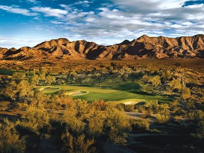 Golf Club of Estrella Course-breathtaking views and it is a great course to play