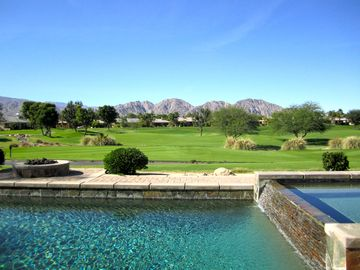 La Quinta house rental - Gorgeous View of the Greens and Mountains