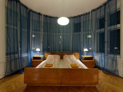 Art Deco Apartment Right on Krakow's Central Square