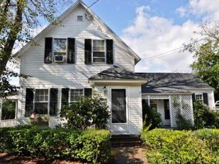 Edgartown house photo - Historic In-Town Colonial