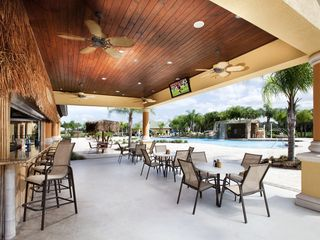 Paradise Palms townhome photo - Tiki Bar!!