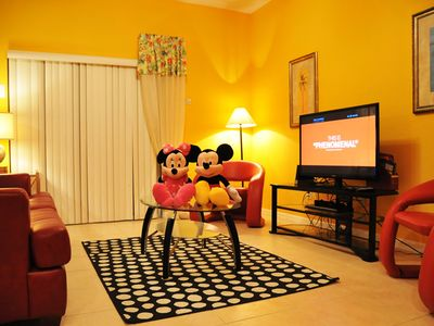 ⭐SPECIAL PRICE⭐Private Hot Tub/ Wii/ Game Room/ BABY-Friendly/ 10 min to Disney!