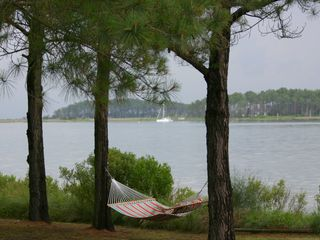 Harborton house photo - Hammock to enjoy the scenery