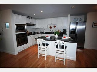 Old Orchard Beach condo photo - Kitchen Seating Area
