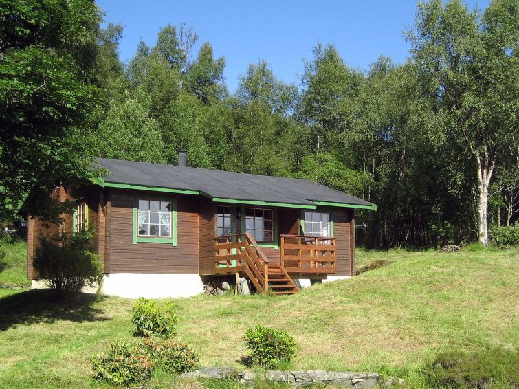 Vacation home Dingja  in Brekke, Southern Fjord Norway - 5 persons, 2 bedrooms