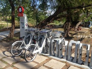 San Antonio bungalow photo - Bicycle Rental stations are throughout town. Can be used to ride to the Missions