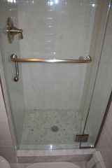 Brooklyn apartment photo - New modern shower door
