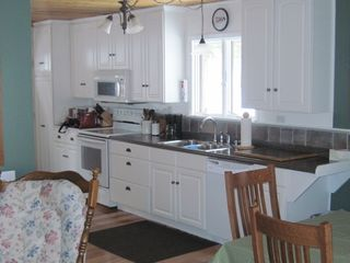 Gaylord chalet photo - A well stocked kitchen