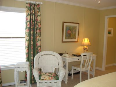 Fort Morgan house rental - MBR Desk, Free Long Distance, Internet, WiFi, Bay View