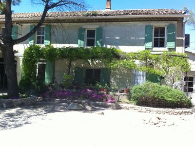 Studio in the heart of the Luberon Park