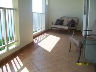 Aguadilla condo photo - Spacious Balcony with panoramic Ocean Views