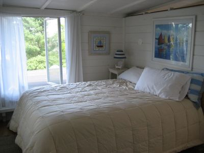 Second Upstairs Bedroom Facing The Ocean