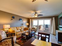 All New Upscale Gulf-Front Townhome, Slps 8, Right On The Beach!