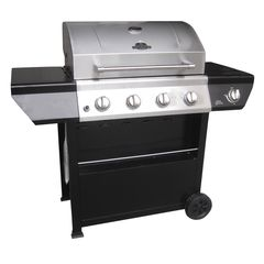 Indian Creek house photo - New Four Burner Gas Grill for Guest Use