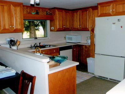 Pine Kitchen which is fully equipped.