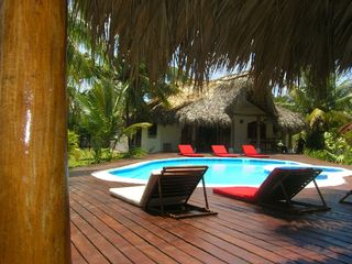 Las Terrenas villa photo - Overview