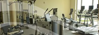 Rivendell Ocean City condo photo - Fitness center!