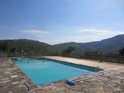 Luxury house, with pool , Céret, Languedoc-Roussillon