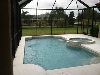 North Port house photo - Pool View
