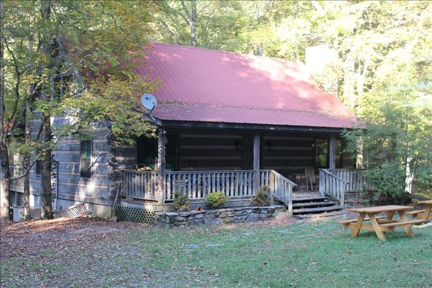Nashville vacation rental vrbo 383708 2 br middle for Private cabin rentals in tennessee