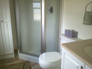 upstairs bathroom - Beach Haven house vacation rental photo