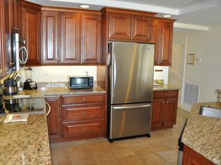 Belmont Towers Ocean City condo photo - Kitchen