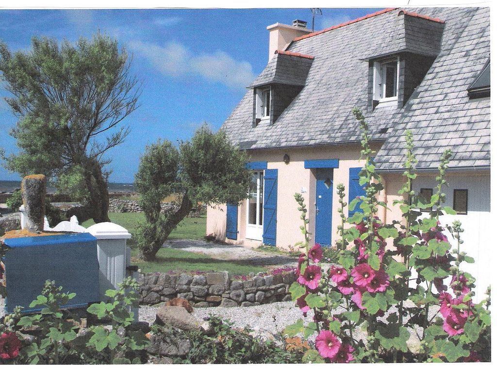 Location maison face la mer k rity penmarch for Abritel paimpol maison