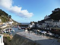 The Shell House - A 5 Luxury Landmark House by Polperro Harbour