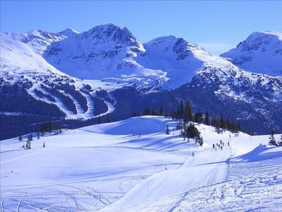 Whistler condo rental - Whistler - the ultimate ski resort