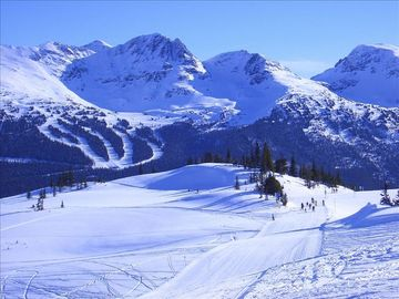 Whistler - the ultimate ski resort