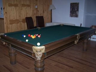 Baddeck house photo - Games Room